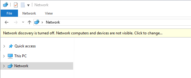 Solved: R7900P ReadyShare - Windows cannot access - NETGEAR