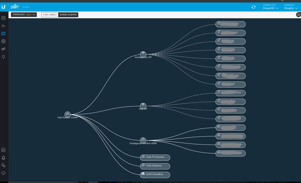 Network Map is just plain wrong  - NETGEAR Communities