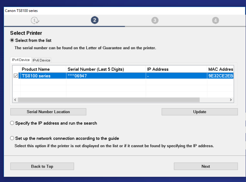 how to connect my canon wifi printer to my laptop