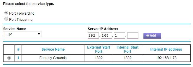Solved: R7000 Port Forwarding Not Working - NETGEAR Communities