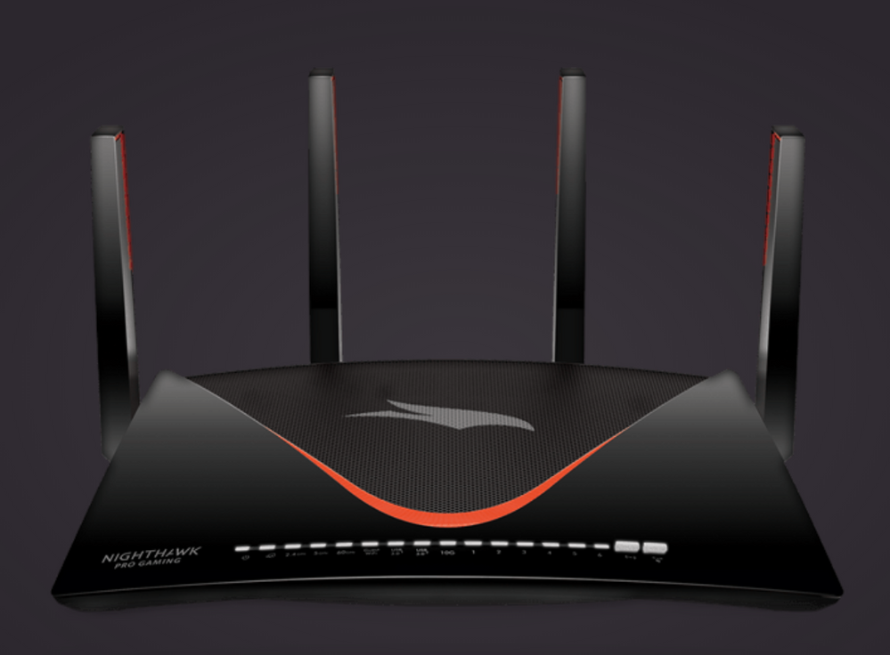 The most powerful gaming router on the market, the