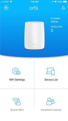 Cannot Load Alexa on my Orbi Voice - NETGEAR Communities