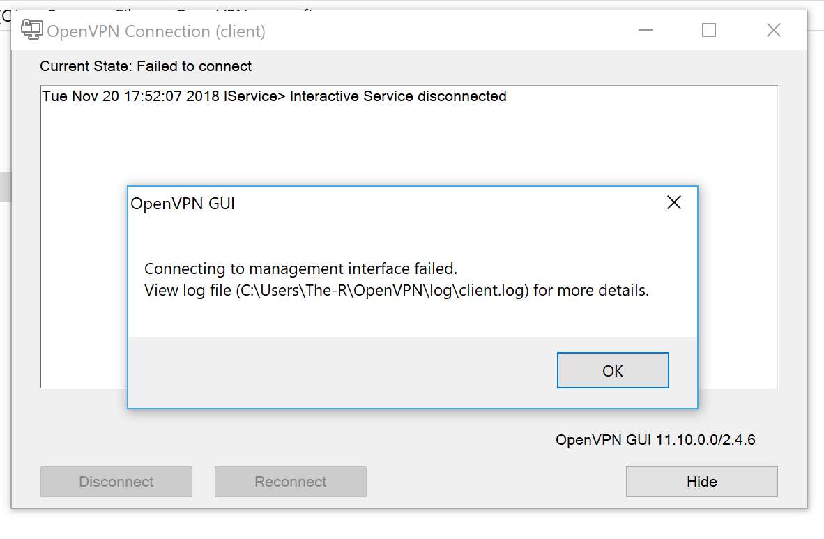 Solved: OpenVPN Not connecting in Orbi system - NETGEAR Communities