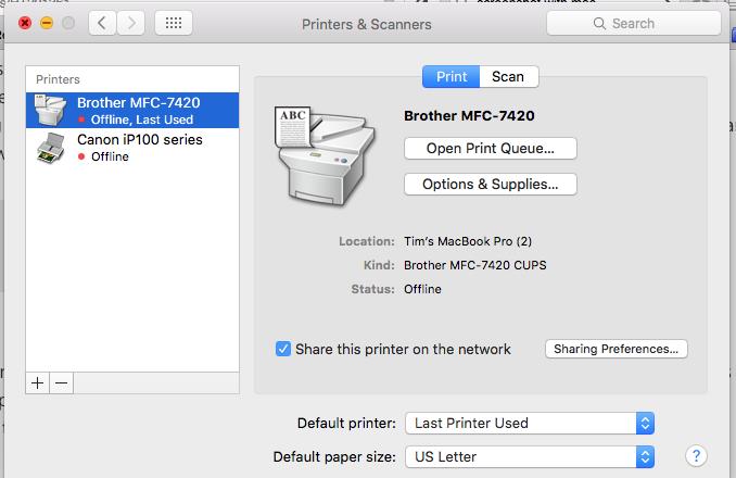 Solved: NETGEAR USB Control Center utility for MAC OS X El