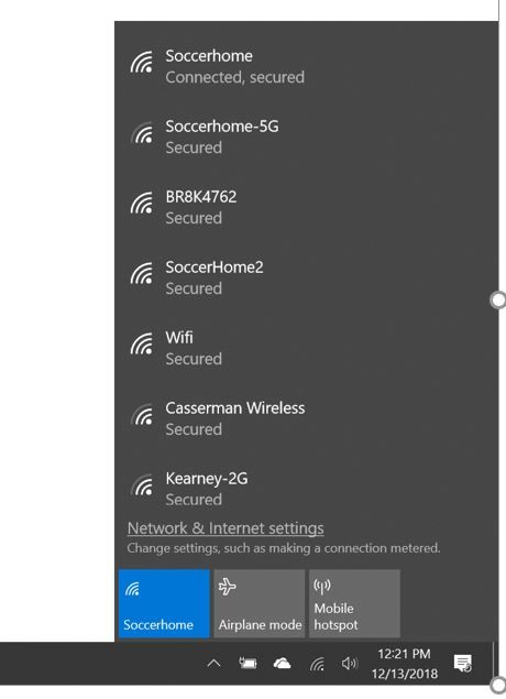 Router is rebroadcasting my SSID with a