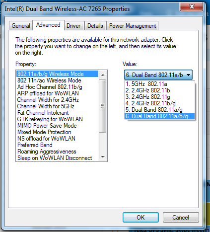 hp probook 470 keeps disconnecting from netgear or    - NETGEAR