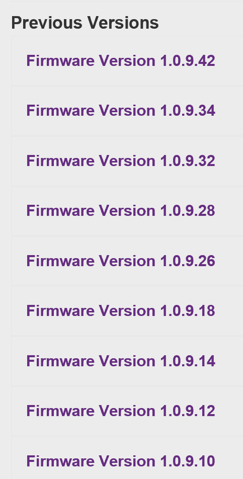 R7000- which firmware? - NETGEAR Communities