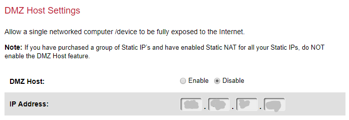 Solved: Can't Port Forward or Host Game Servers with Orbi - NETGEAR