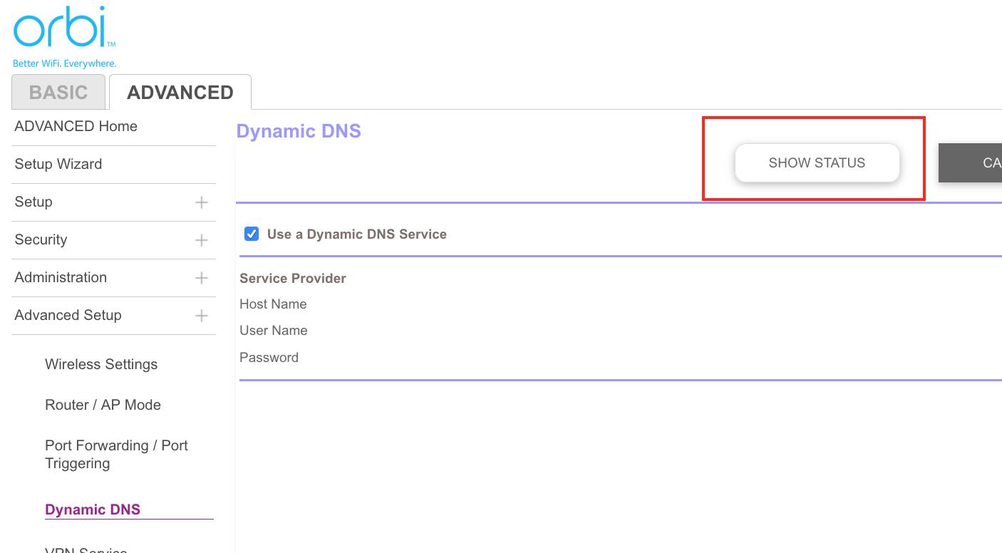Can't connect to VPN using openVPN - NETGEAR Communities