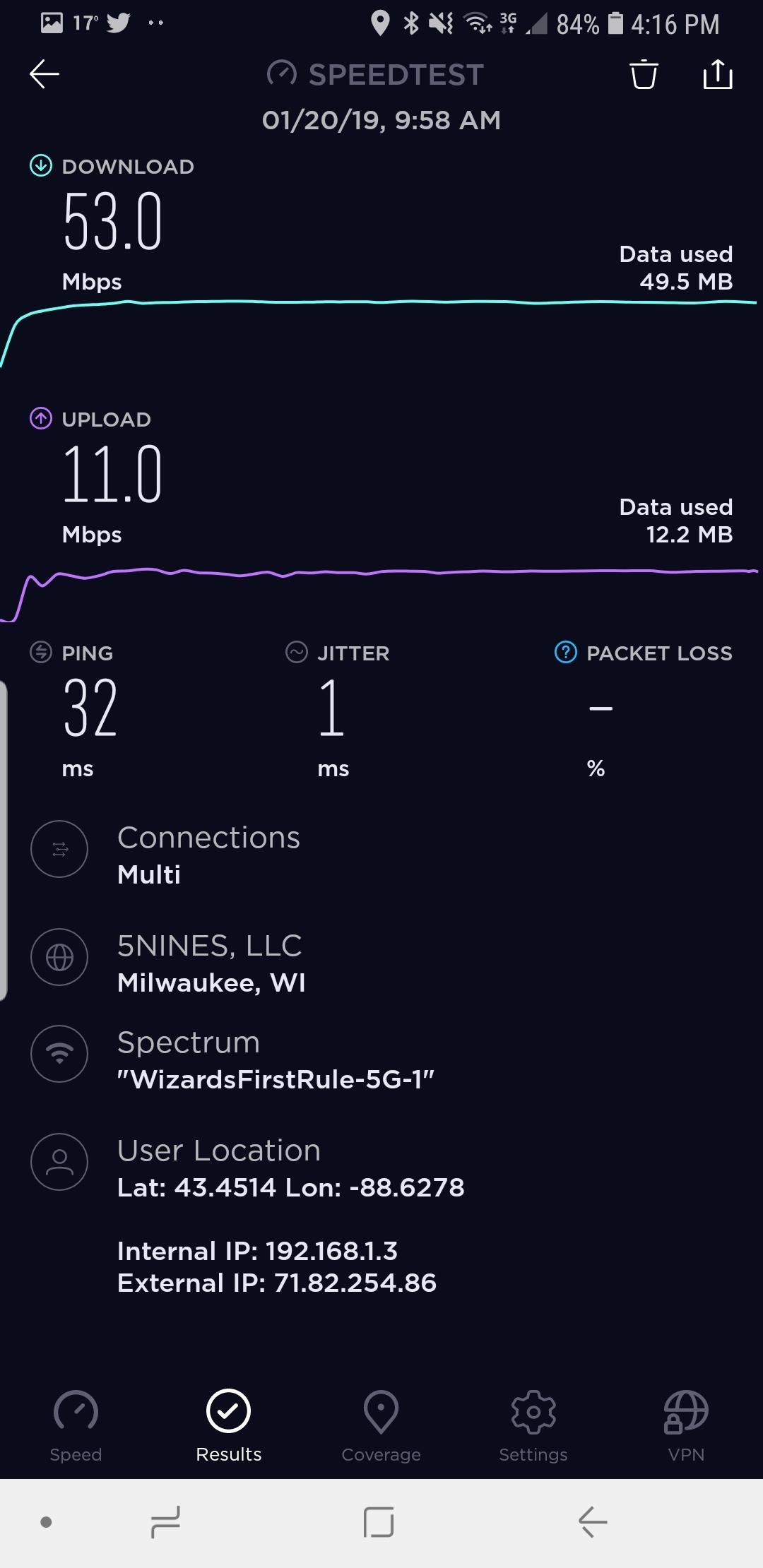 Netgear Nighthawk R8000 X6- Slow wifi after reboot - NETGEAR Communities