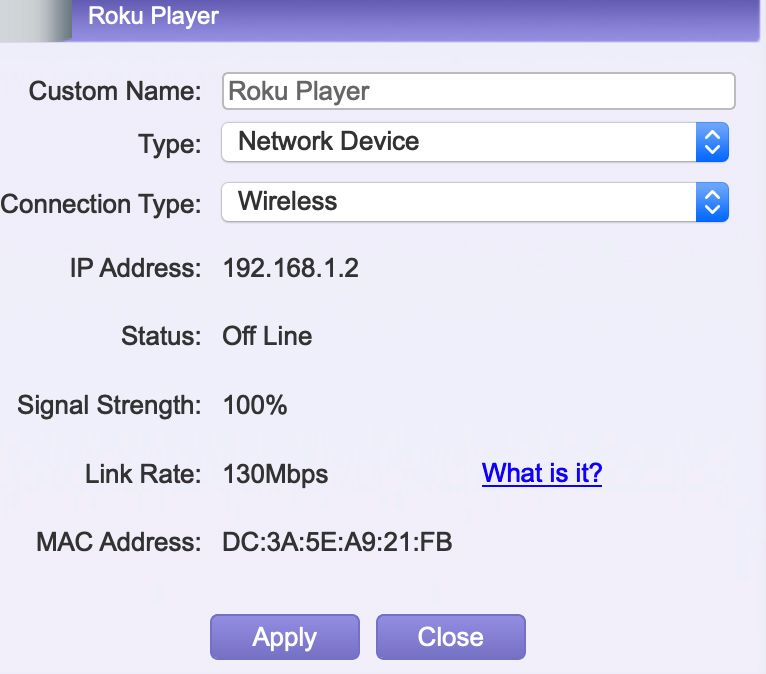 Solved: How to change the router's MAC address - NETGEAR