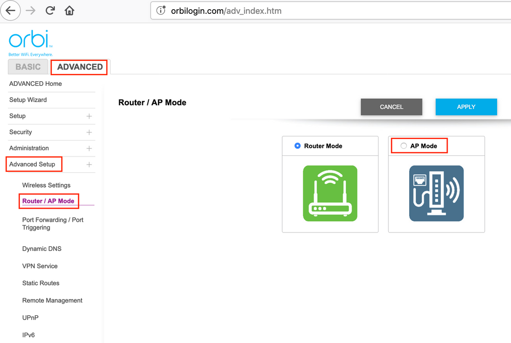 Website(s) blocked - NETGEAR Communities