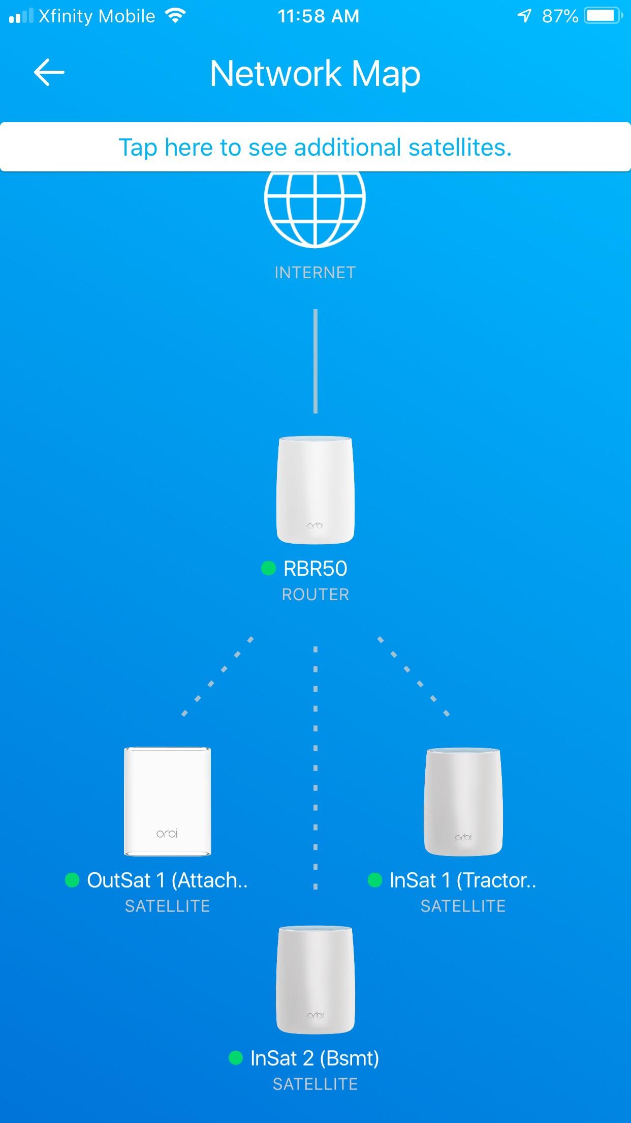 New - NetGear Orbi Firmware Version 2 3 0 32 now a