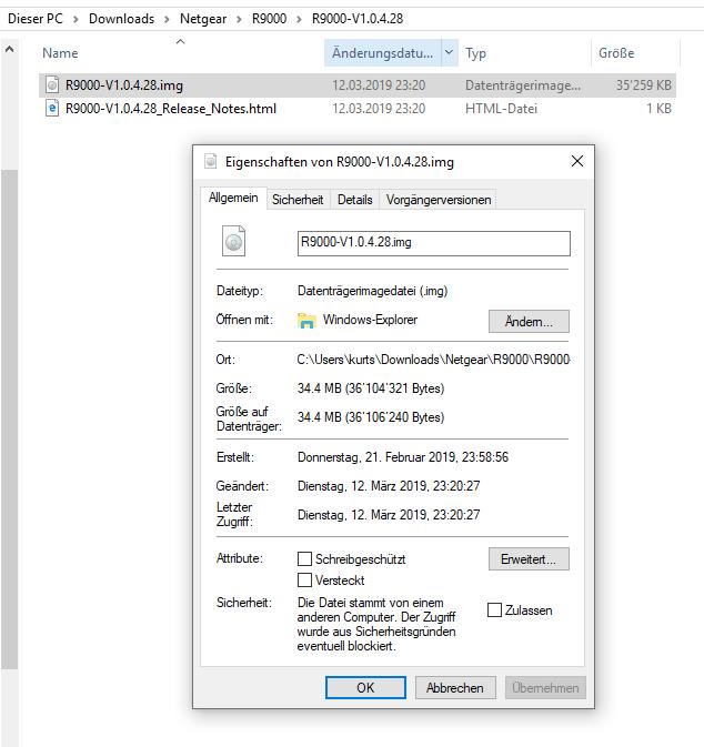 Firmware corrupted on( R9000) - NETGEAR Communities