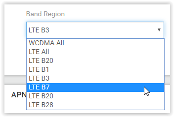 Re: Nighthawk M1 - selection of LTE Frequency/Band - Page 3