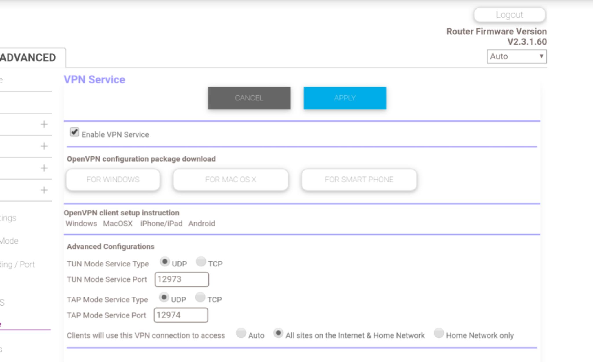 ORBI VPN on Windows 10 not working - NETGEAR Communities