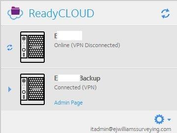 Re: ReadyCLOUD connection problems - NETGEAR Communities