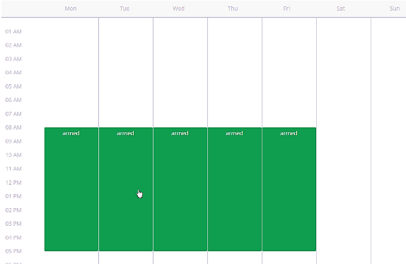 S Planner Calendrier Par Defaut.Comment Configurer Et Utiliser L Option Schedule Planning