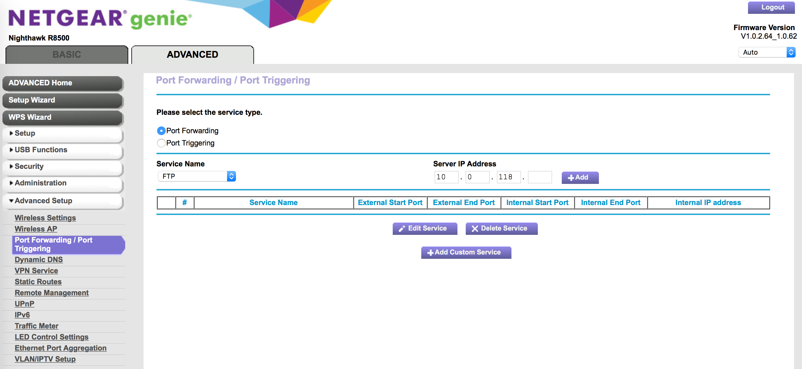Port Forwarding For Web Server Netgear Communities - Www
