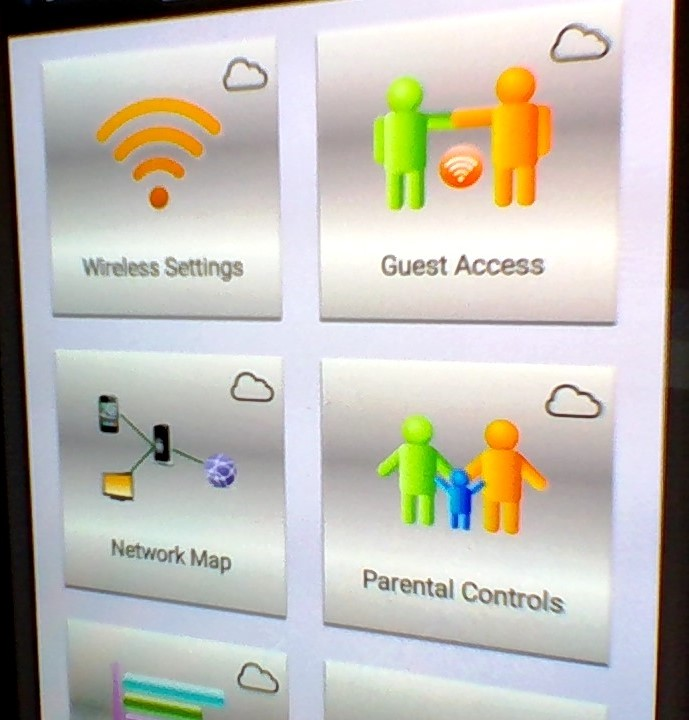 Solved: Netgear Genie App for Android - Login Remote acces