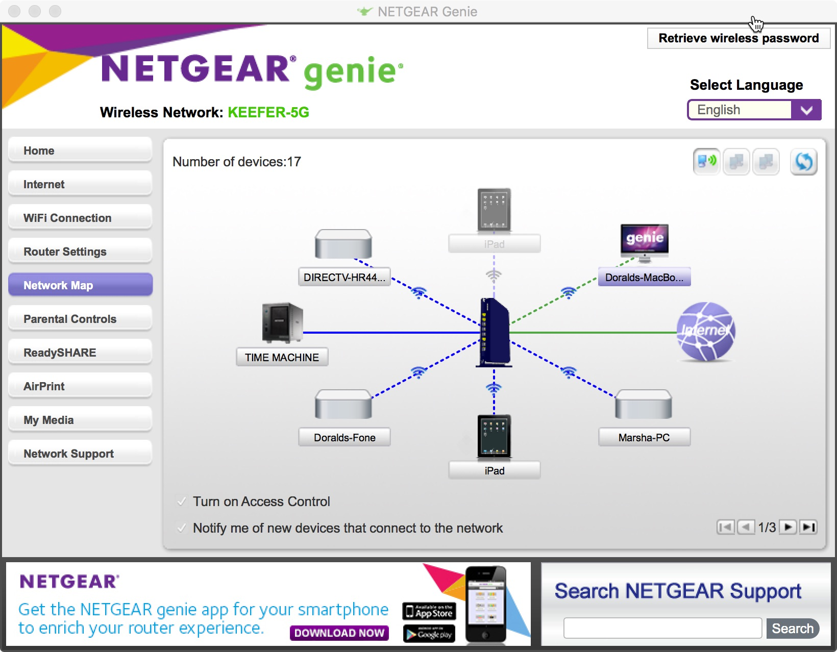 Solved Netgear Genie Network Map Showing Strange Connec Verizon Wireless Home Diagram Communities