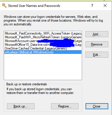 cannot download anything windows 10