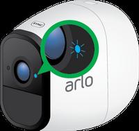 Arlo_Pro_Camera_LED_Blinking